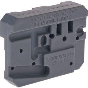 Wheeler AR Armorer's Bench Block