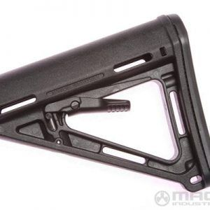 Magpul MOE Stock, Mil-Spec, Black