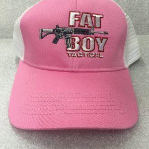 Summer Ball Cap, Pink
