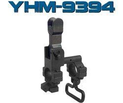 Yankee Hill Machine Front Flip Sight Tower w/ Bayo Lug .750