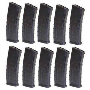10 Pack of Gen 2 MOE Pmags, Black