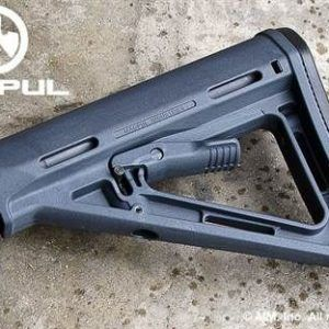 Magpul MOE Stock, Mil-Spec, GRAY